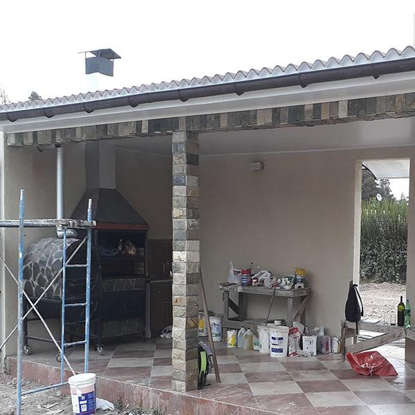 Quincho Casa Raul Aguilera